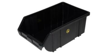 Cutii plastic depozitare ESD
